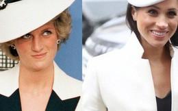 Meghan muốn trở thành Công nương Diana thứ hai nhưng lại đang mắc phải sai lầm này