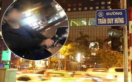 Không thuộc danh sách 10 điểm nghi có hoạt động mại dâm nhưng đây là những gì xảy ra trên phố Trần Duy Hưng mỗi đêm
