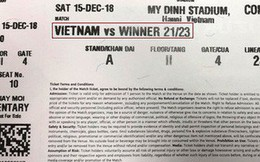 """Fan thót tim với """"điềm báo"""" Malaysia chiến thắng trên tấm vé trận chung kết lượt về AFF Cup và sự thật bất ngờ"""