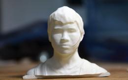 Hacker và cảnh sát có thể mở khóa điện thoại của bạn bằng những...chiếc đầu được in 3D