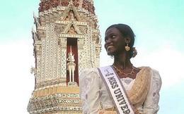 """Sau ánh hào quang Miss Universe 2018 là câu chuyện đầy nghị lực của một """"thí sinh hụt"""" đến từ Châu Phi"""