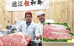 'Vua chuối' đưa bò nổi tiếng của Nhật Bản về Việt Nam