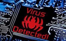 Thiệt hại do virus máy tính gây ra ở Việt Nam đạt mức kỷ lục 14.900 tỷ đồng