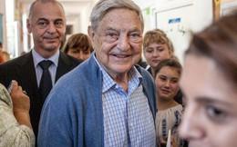 Financial Times vinh danh tỷ phú George Soros là Nhân vật của năm