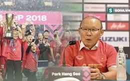 HLV Park Hang-seo nhận giải thưởng vĩ đại, danh giá bậc nhất sự nghiệp nhờ kỳ tích ở Việt Nam