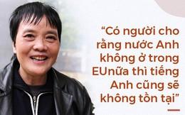 Gửi TS Đoàn Hương: Không có chuyện Châu Âu sắp bỏ sử dụng tiếng Anh đâu, thưa bà!