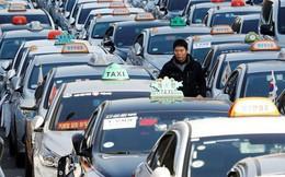 Hàn Quốc: 50.000 tài xế biểu tình phản đối taxi công nghệ
