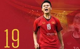 CHÍNH THỨC: Quang Hải giành quả bóng vàng Việt Nam 2018 ở tuổi 21