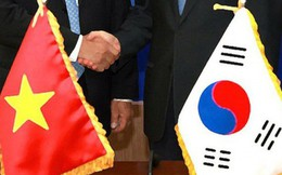"""Các """"đại gia"""" Hàn Quốc liên tục đổ bộ vào thị trường tài chính ngân hàng Việt"""
