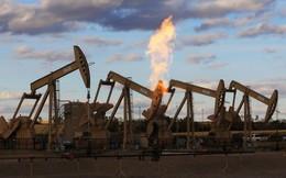 Giá dầu sụt hơn 6% trên các thị trường