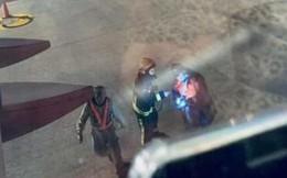 """Hành khách """"đứng hình"""", trẻ em khóc thét khi máy bay Vietjet gặp sự cố kỹ thuật, phải hạ cánh khẩn xuống sân bay Đài Loan"""