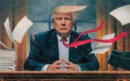 Tổng thống Trump chuẩn bị cho năm mới 2019 theo cách không thể tồi tệ hơn