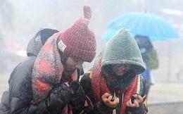 Bắc bộ sắp lạnh đến âm 3 độ C, xuất hiện mưa tuyết băng giá vùng núi cao