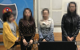Đài Loan đã bắt giữ 14 du khách Việt, trong đó một số nữ du khách tự ra trình diện do lo sợ