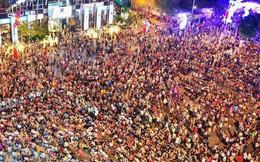 Cấm nhiều tuyến đường khu trung tâm TP HCM phục vụ lễ đón năm mới