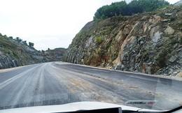 Nhìn gần cao tốc La Sơn - Túy Loan sắp hoàn thiện