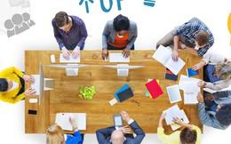 Khởi nghiệp trong công ty: Vẫn đi làm, nhận lương bình thường, 80% cho công việc hàng ngày, 20% là ý tưởng về startup