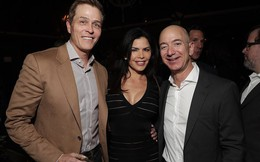 Sau bê bối ngoại tình với tỷ phú Jeff Bezos, nữ MC vẫn xuất hiện rạng rỡ bên trực thăng riêng