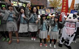 Vì sao học sinh Hàn Quốc sẵn sàng chi ra 6-20 triệu đồng mua áo khoác trong khi gia đình nghèo, túng thiếu?