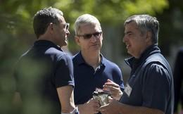 Apple đã chi bao nhiêu tiền để giữ an toàn cho Tim Cook trong năm 2018?