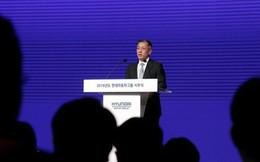 Từ vị thế một ngôi sao giờ đây người thừa kế 48 tuổi của Hyundai Motor đang phải gồng mình vực dậy công ty
