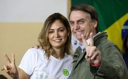 Đệ nhất phu nhân mới của Brazil: Từ bà mẹ đơn thân xinh đẹp đến mối tình sét đánh chênh nhau 25 tuổi