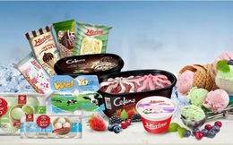 """Kem và sữa chua """"bán ế"""" kéo lợi nhuận Kido bốc hơi 70%"""