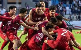 """Tuyển Việt Nam nhận """"mưa"""" tiền thưởng từ nhiều ngân hàng và doanh nghiệp, sau khi xuất sắc thắng Jordan giành vé đầu tiên vào tứ kết Asian 2019"""