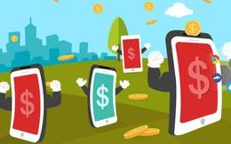 Quy định Ví điện tử phải liên kết với ngân hàng – Cuộc đua đã nóng nay còn chật hẹp