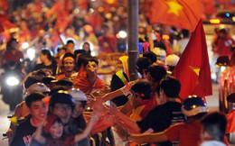Nhà báo Trần Đăng Tuấn: Hơn cả bóng đá nó còn là thứ gắn kết ghê gớm, cả trăm triệu người Việt đồng thuận thì không ai có thể coi thường!