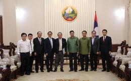 Bầu Đức và tỷ phú Trần Bá Dương đặt mục tiêu kim ngạch xuất khẩu nông nghiệp 500 triệu USD tại Lào
