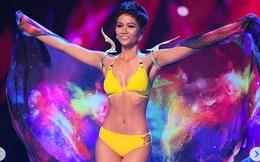 NÓNG: H'Hen Niê vượt mặt Hoa hậu Venezuela, trở thành Hoa hậu đẹp nhất thế giới
