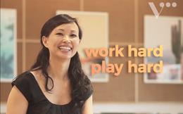 """Được hỏi làm doanh nhân tài năng cần yếu tố gì, Shark Linh khuyên: ''Nên đẩy mình vào tình huống """"Thôi chết rồi!'' thường xuyên tối thiểu mỗi tháng một lần để tăng kĩ năng''"""