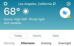 Ứng dụng thời tiết nổi tiếng khai thác trái phép thông tin người dùng