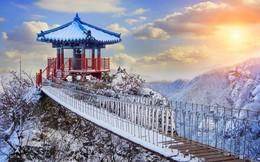 Top 10 địa điểm tham quan tại Hàn Quốc mùa đông 2019