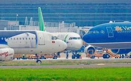 """Bầu trời ngày càng """"chật chội"""", ngành hàng không Việt chịu áp lực kép sau thời tăng trưởng nóng 2 chữ số"""