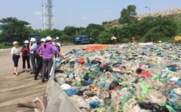 Lần đầu tiên Việt Nam xây thành công đường giao thông từ 6,5 tấn rác thải nhựa