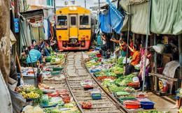 Cuộc sống bên đường tàu tại châu Á: Thả đèn lồng ở Đài Loan, đi chợ cảm giác mạnh tại Thái Lan hay mưu sinh nhọc nhằn giữa thủ đô Indonesia