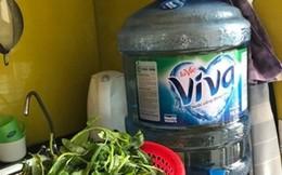 Nước sinh hoạt bốc mùi ở HN: Sau 7 ngày mới có kết quả kiểm tra chất lượng
