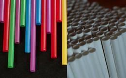 """Tỉnh táo nhìn lại """"cơn sốt"""" thay thế ống hút nhựa: Kể cả thay toàn bộ ống hút nhựa cũng chỉ giảm 0,025% lượng nhựa thải ra môi trường, khi chúng ta vẫn dùng chai, túi, cốc, thìa nhựa hằng ngày..."""