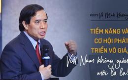 Cà phê cuối tuần: Việt Nam không giàu mới lạ hay không nghèo mới lạ?