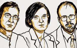 Ba nhà kinh tế đạt giải Nobel 2019