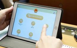 """Kỳ họp thứ 8 chính thức được """"số hóa"""", phần mềm phục vụ các đại biểu thông minh như Google"""