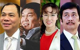 12 năm qua, tài sản các đại gia giàu nhất sàn chứng khoán Việt Nam đã thay đổi thế nào?