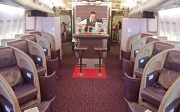 10 hãng hàng không xa xỉ nhất thế giới