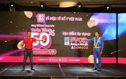 CEO PVOil mặc đồ bảo hộ của nhân viên, tuyên bố từ nay người Việt có thể đổ xăng trả tiền bằng mã QR