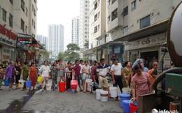 Lời xin lỗi muộn màng của Công ty nước sạch Sông Đà