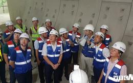 Cận cảnh đường hầm metro Bến Thành - Suối Tiên có nguy cơ trễ hẹn khai thác vào năm 2020