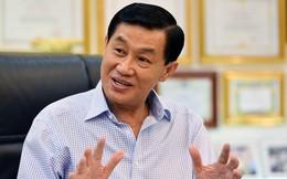 """Dưới bàn tay của """"vua hàng hiệu"""" Johnathan Hạnh Nguyễn, lợi nhuận công ty chuyên kinh doanh hàng miễn thuế SASCO liên tục tăng"""
