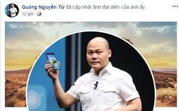 CEO Nguyễn Tử Quảng gia nhập Facebook, công bố Bphone 4 ra mắt đầu năm tới